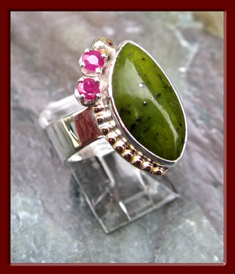 Vermont Collection Ring